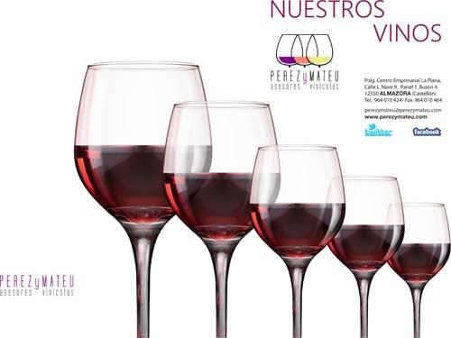 Estrenamos catálogo de vinos