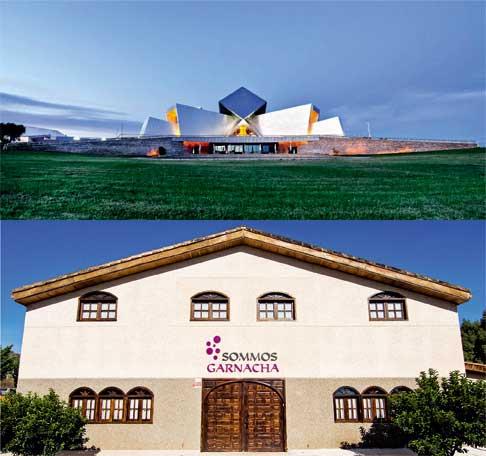 Distribuidores en Castellón de los vinos de Sommos y Sommos Garnacha